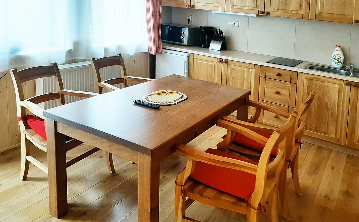 Apartments Bedřichov cottage 1718 - accommodation Bedřichov - Cottage 1718 in Bedřichov - Jizera Mountains accommodation - apartment 1 06