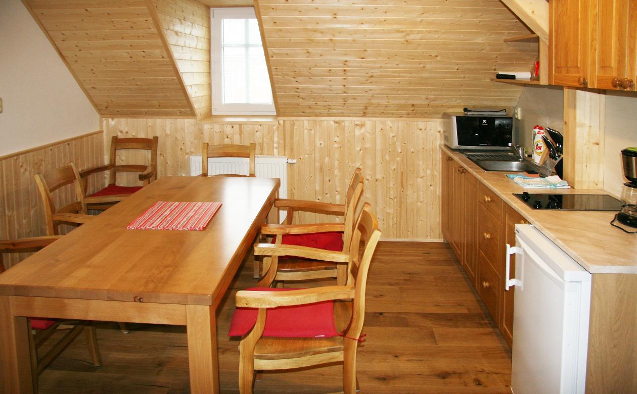 Apartments Bedrichov cottage 1718 - accommodation Bedrichov - Cottage 1718 in Bedrichov - free room