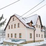 Apartmány Bedřichov zimní sezóna Jizerské hory - chalupa 1718 - ubytovnání Jizerské hory - ubytování Bedřichov - volné pokoje